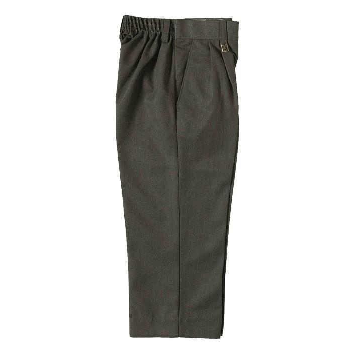 4a9f70cc451 Boys Sturdy (Generous) Fit Junior School Trousers - School Uniform 247