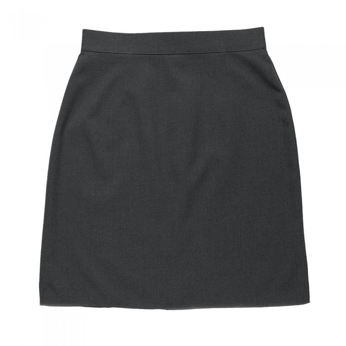 4786f8eb0 Plain Knee Length School Skirt - School Uniform 247