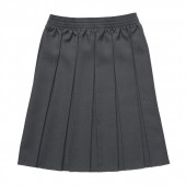 35fb25bab0 All round box pleat skirt with full elastic waist. Premium fabric. Official  skirt for School.